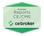 CE Broker Provider #50-23449