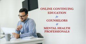 Online Continuing Eduction