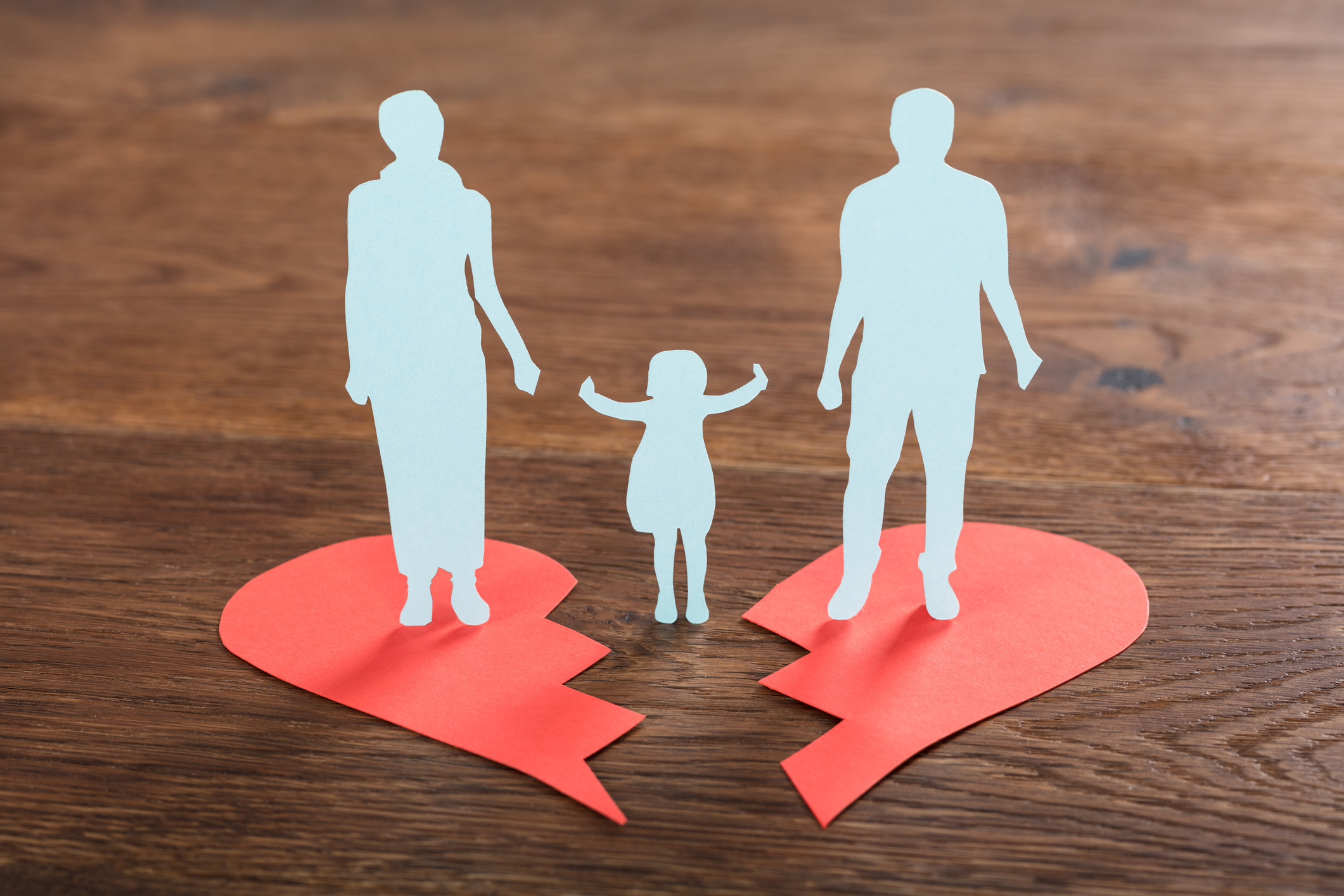 Impact of Divorce on Children and the Benefits of Cooperative Co-Parenting (4CE)
