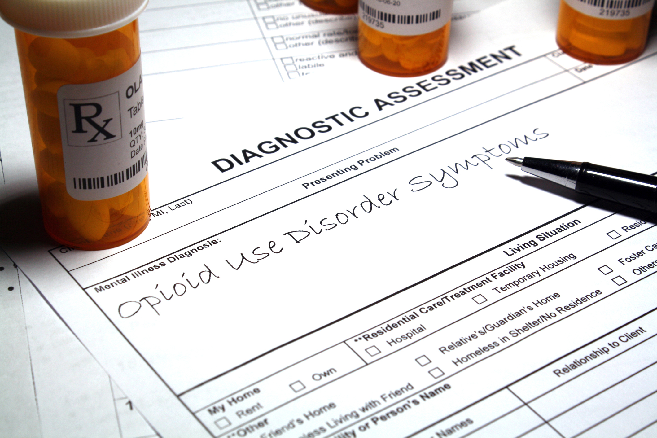 Decisions in Recovery: Treatment for Opioid Use Disorder  (3CE)